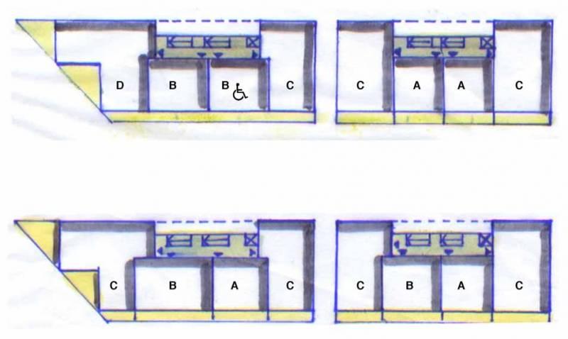 architecturb ro melle projekte architektur bau von 30 wohnungen in der gemeinde leifers. Black Bedroom Furniture Sets. Home Design Ideas