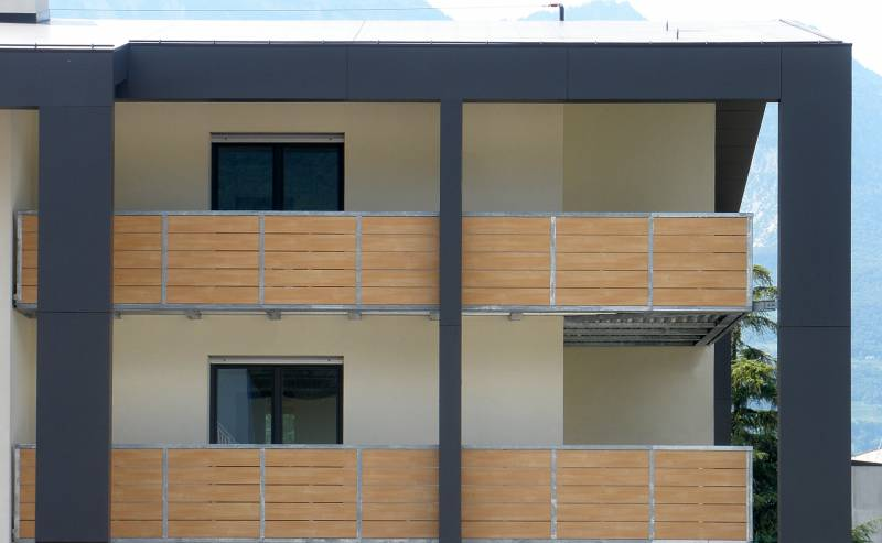 Studio di architettura melle progetti architettura for Progetti di portico anteriore